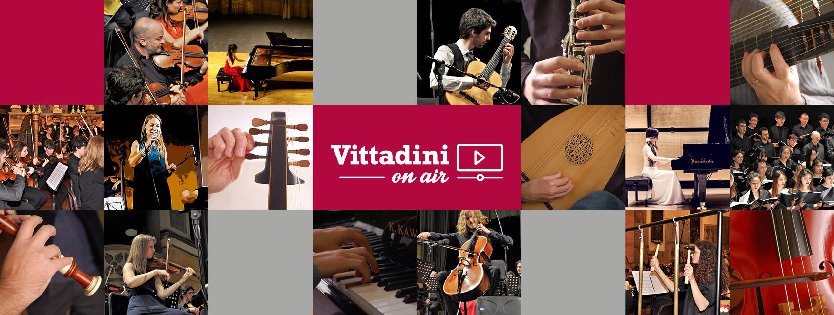 Vittadini on air